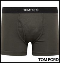 TOM FORD Plain Cotton Boxer Briefs