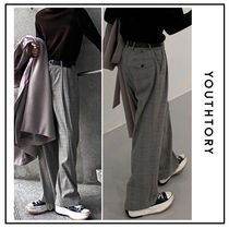 Slax Pants Wool Slacks Pants