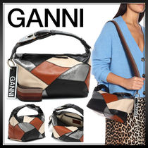 Ganni Ganni Shoulder Bags
