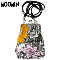 Moomin Casual Style Unisex Canvas Shoulder Bags
