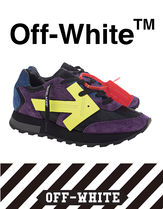 Off-White Casual Style Street Style Low-Top Sneakers