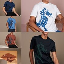 HERMES Cotton Short Sleeves T-Shirts