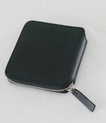 Plain Leather Long Wallet  Small Wallet Folding Wallets