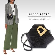 DANSE LENTE Calfskin 2WAY Other Animal Patterns Leather Party Style
