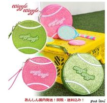 wiggle wiggle Casual Style Plain Clutches