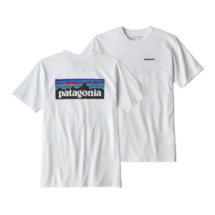 Patagonia More T-Shirts Unisex Plain Outdoor T-Shirts 3