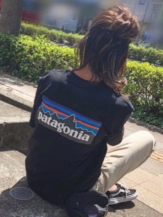 Patagonia More T-Shirts Unisex Plain Outdoor T-Shirts 13