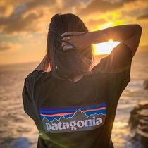 Patagonia More T-Shirts Unisex Plain Outdoor Graphic Prints T-Shirts 14