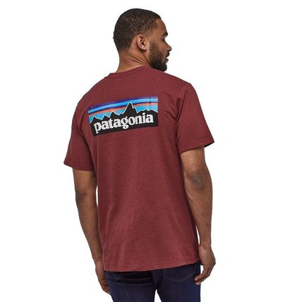 Patagonia More T-Shirts Unisex Plain Outdoor T-Shirts 19