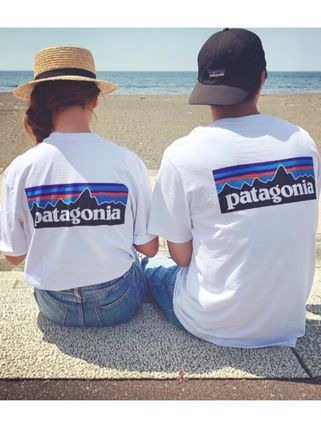 Patagonia More T-Shirts Unisex Plain Outdoor T-Shirts 16