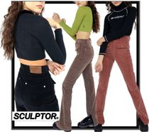 SCULPTOR Casual Style Pants