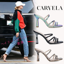 Carvela Casual Style Other Animal Patterns Party Style Elegant Style