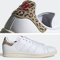 adidas STAN SMITH Leopard Patterns Low-Top Sneakers