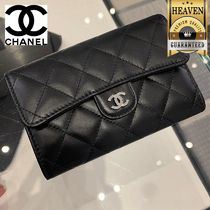 CHANEL Long Wallets