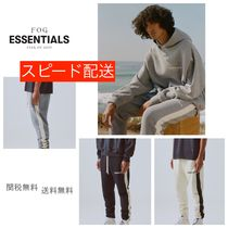 FEAR OF GOD ESSENTIALS Unisex Sweat Street Style Pants