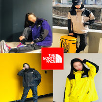 THE NORTH FACE 1990 MOUNTAIN JACKET GTX Casual Style Unisex Street Style Plain Jackets
