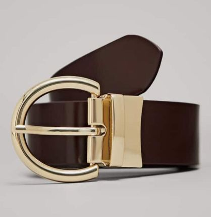 Leather Office Style Belts