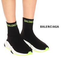 BALENCIAGA Casual Style Unisex Low-Top Sneakers