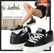 Golden Goose Casual Style Low-Top Sneakers