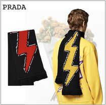 PRADA Wool Scarves