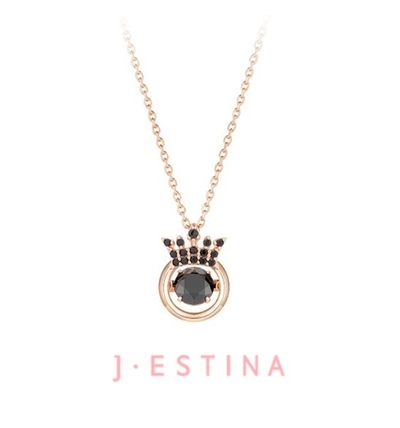 Silver Office Style Necklaces & Pendants