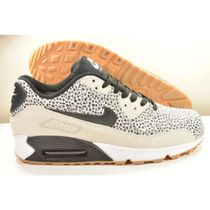 Nike AIR MAX 90 Leopard Patterns Casual Style Street Style