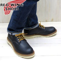 RED WING Oxfords