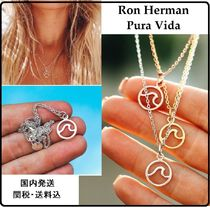 Ron Herman Unisex Street Style Silver Necklaces & Chokers