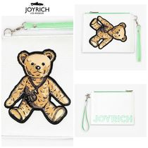 JOYRICH Leather Clutches