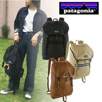 Patagonia Casual Style Unisex Plain Backpacks