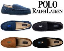 POLO RALPH LAUREN Moccasin Suede Loafers & Slip-ons