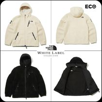 THE NORTH FACE WHITE LABEL Unisex Street Style Medium Jackets