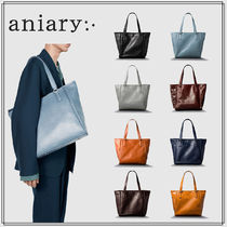 ANIARY 【aniary】Unisex Totes 01-02017 Made in Japan