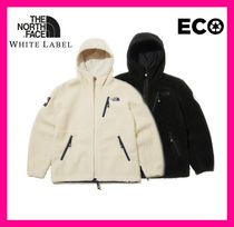 THE NORTH FACE WHITE LABEL Short Unisex Street Style Jackets