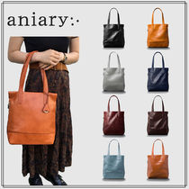ANIARY 【aniary】 Unisex Totes 01-02018 made in Japan