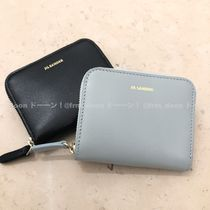 Jil Sander Plain Coin Cases