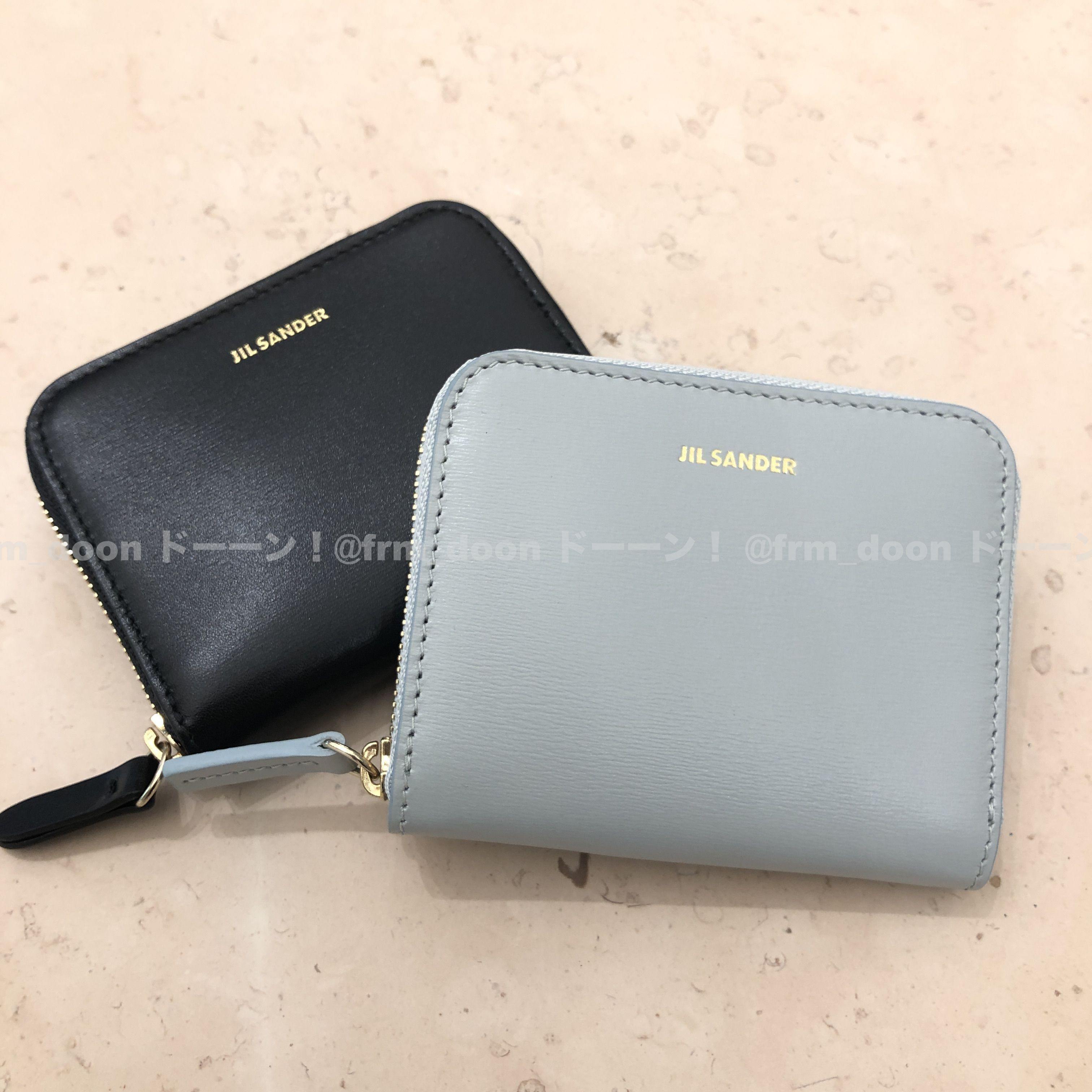 shop jil sander wallets & card holders