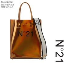N21 numero ventuno Unisex Party Style Elegant Style Shoulder Bags