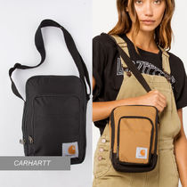 Carhartt Casual Style Street Style Shoulder Bags
