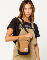 Carhartt Casual Style Street Style Logo Shoulder Bags