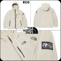 THE NORTH FACE Unisex Street Style Long Jackets