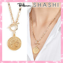 Ron Herman Casual Style 18K Gold Elegant Style Necklaces & Pendants