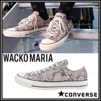 CONVERSE ALL STAR Unisex Collaboration Python Sneakers