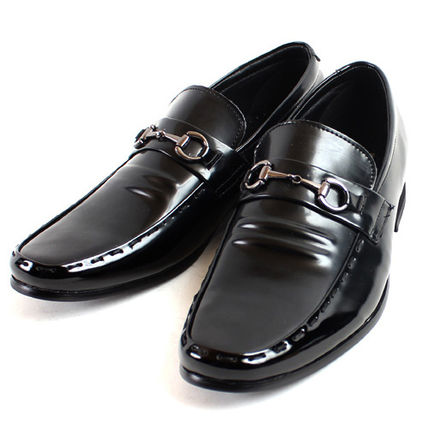 mooda Loafers Plain Leather U Tips Loafers & Slip-ons