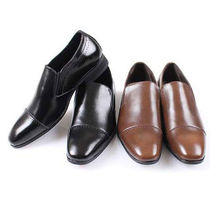 mooda Straight Tip Loafers Faux Fur Plain Loafers & Slip-ons