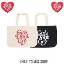 Girls Don't Cry Totes