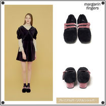 Margarin Fingers Pumps & Mules