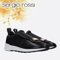 Sergio Rossi Low-Top Sneakers