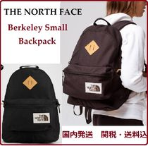 THE NORTH FACE Casual Style Unisex Nylon Street Style Plain Backpacks