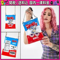 DOLLS KILL Casual Style Chain Shoulder Bags